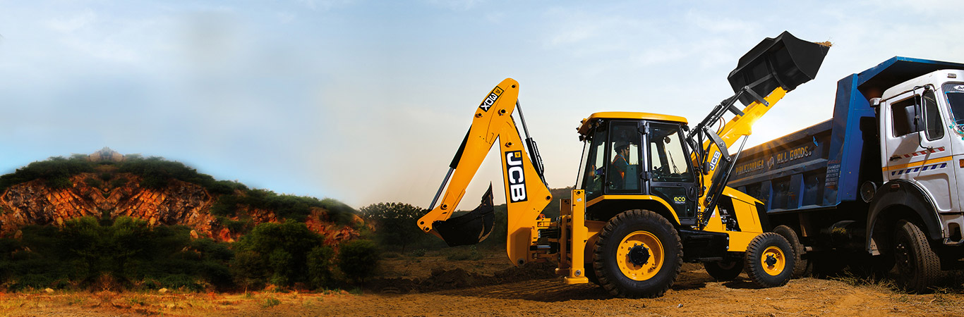 JCB Backhoe Loaders Bhubaneshwar