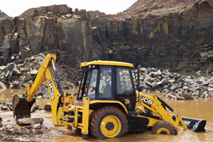 JCB 3DX Super ecoXcellence Backhoe Loaders Bhubaneshwar